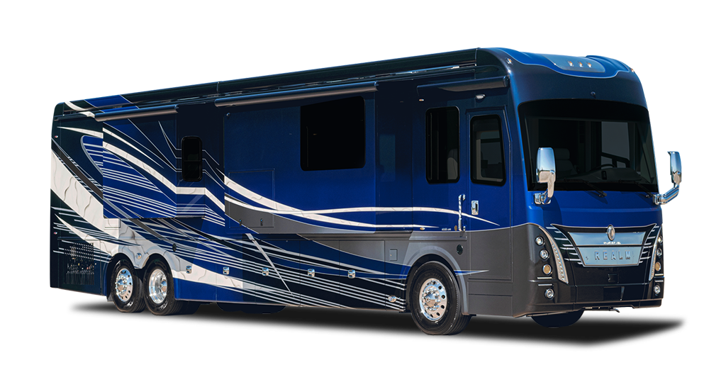 Foretravel Realm Presidential Series by Spartan RV Chassis