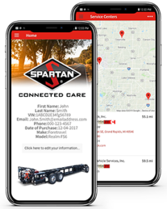 Service & Support - Spartan RV Chassis