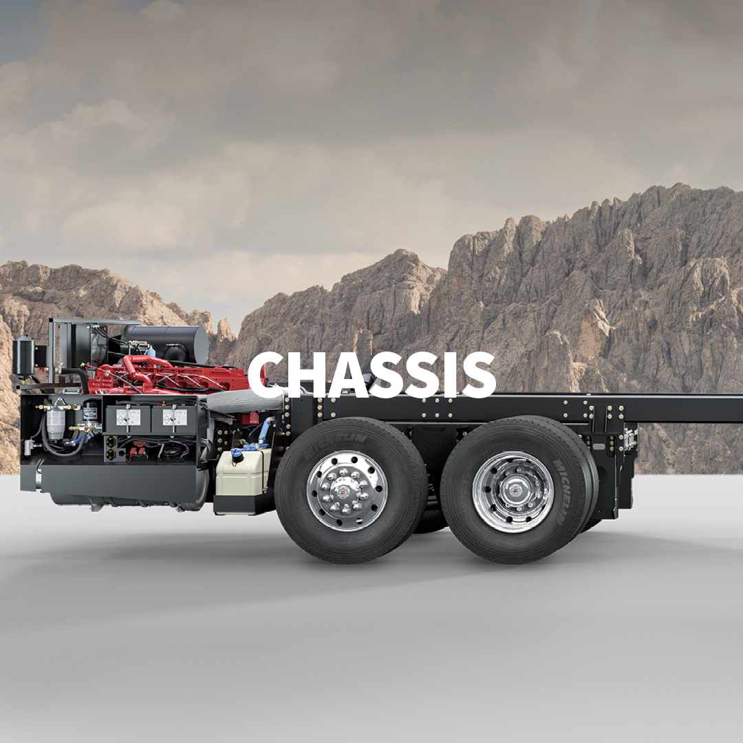 Chassis - Spartan RV Chassis
